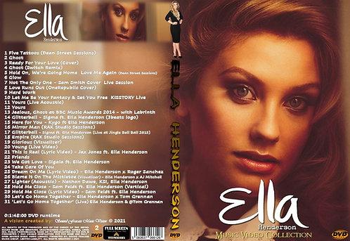 Ella Henderson Music Video Collection DVD