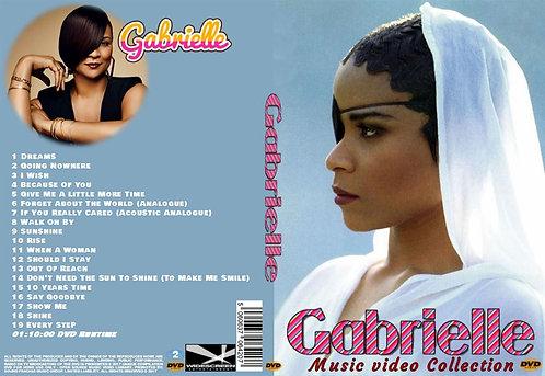 Gabrielle Music Video DVD