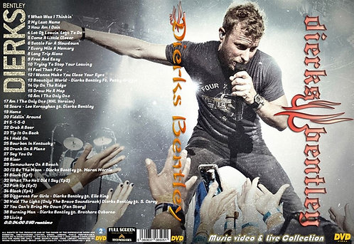Dierks Bentley Music Video  DVD
