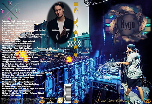Kygo Music Video Collection DVD