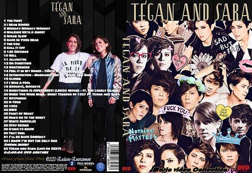 Tegan and Sara Music Video Collection DVD