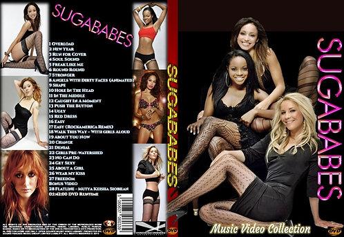 Sugababes Music Video DVD