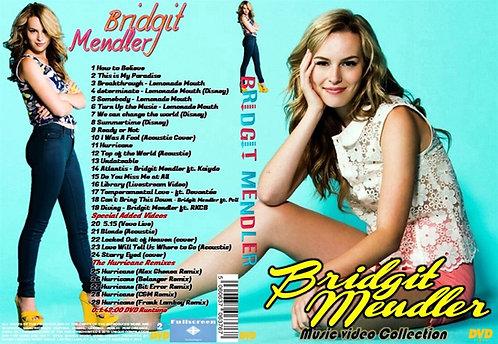 Bridgit Mendler Music Video DVD
