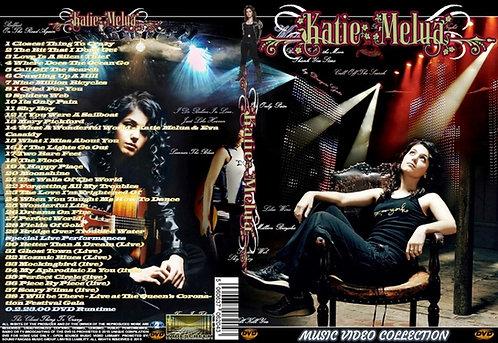 Katie Melua Music Video DVD