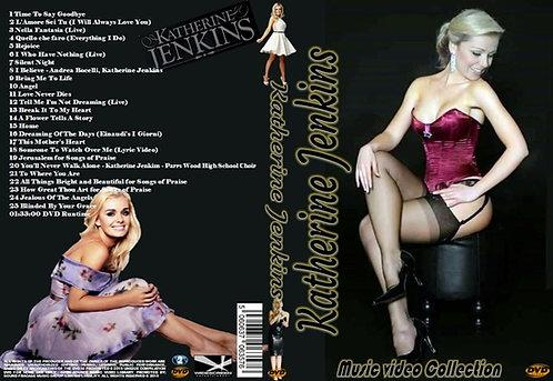 Katherine Jenkins Music Video DVD