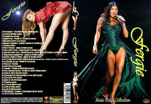 Fergie Music Video DVD