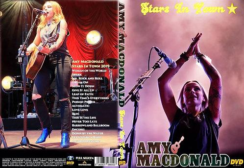 Amy Macdonald Stars In Town 2019 DVD