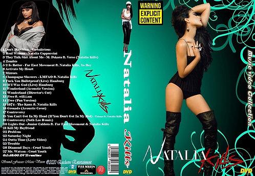 Natalia Kills Music Video Collection DVD