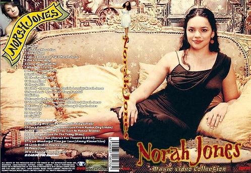 Norah Jones Music Video DVD