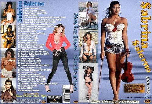 Sabrina Salerno Music Video Collection DVD