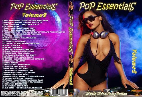 Pop Essentials Music Video Compilation DVD Volume2
