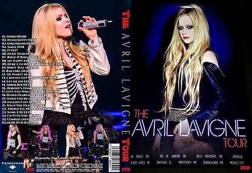 Avril Lavigne - The Avril Lavigne Tour - Brazil 2014