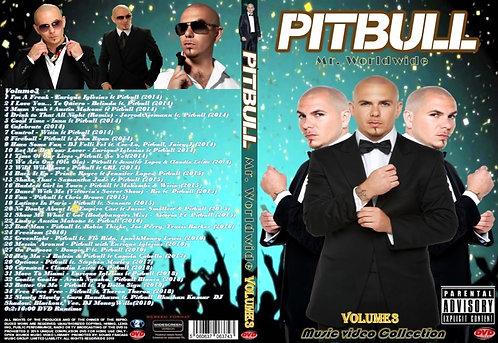 Pitbull Music Video DVD Volume3