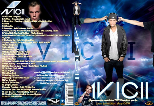 Avicii Music Video DVD – Essential Collector's compilation