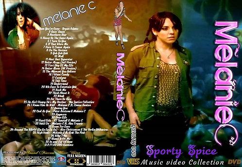 Melanie C Music Video DVD – Sporty Spice Girl