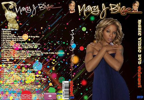Mary J Blige Music Video DVD Volume1