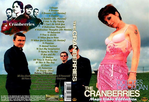 The Cranberries Music Video DVD – Collector's Edition