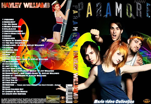 Paramore Music Video DVD