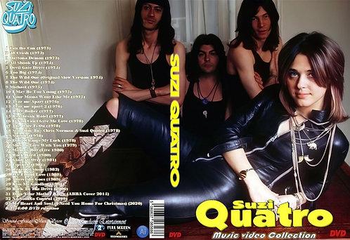 Suzi Quatro Music Video Collection DVD