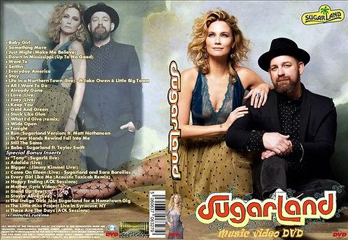 Sugarland Music Video DVD