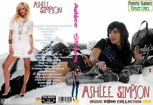 Ashlee Simpson Music Video DVD