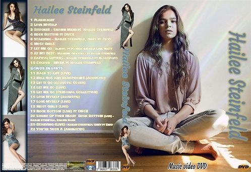 Hailee Steinfeld Music Video DVD