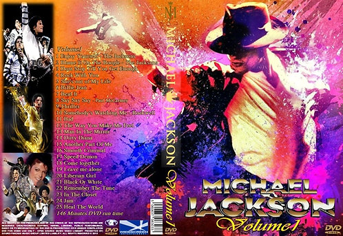 Michael Jackson Music Video DVD Volume1