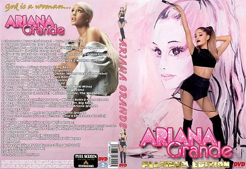 Ariana Grande Music Video Platinum Edition DVD