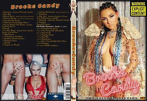 Brooke Candy Music Video DVD