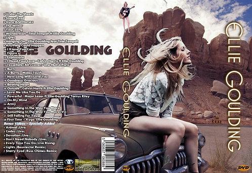 Ellie Goulding Music Video DVD