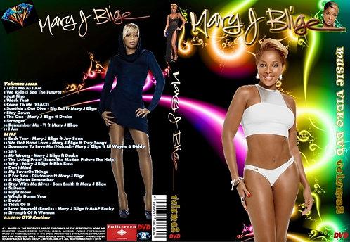 Mary J Blige Music Video DVD Volume2