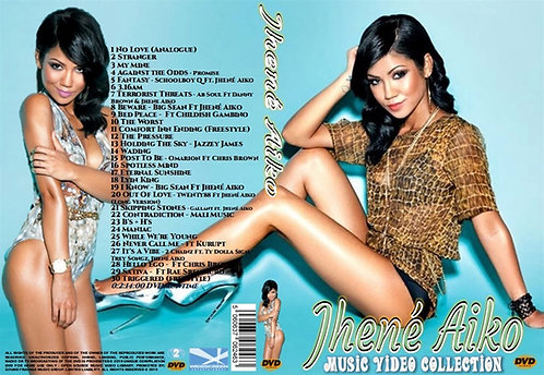 Jhene Aiko Music Video DVD