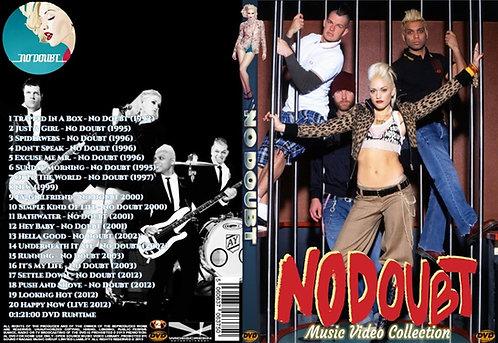 No Doubt Music Video DVD