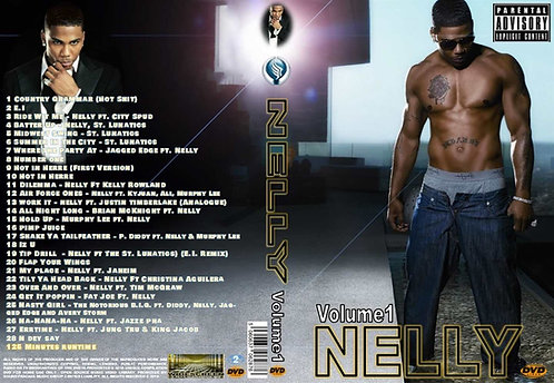 Nelly Music Video DVD Volume1 - Exclusive Edition