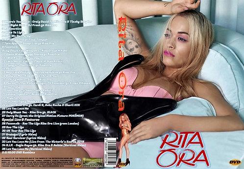 Rita Ora Music Video DVD