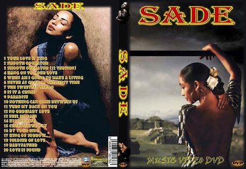 Sade Music Video DVD