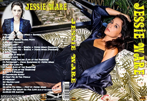 Jessie Ware Music Video DVD
