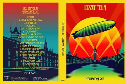 Led Zeppelin Celebration Day C...