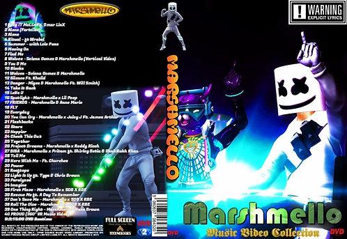 Marshmello Music Video Collection DVD