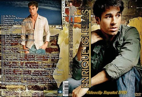 Enrique Iglesias Musica Video DVD