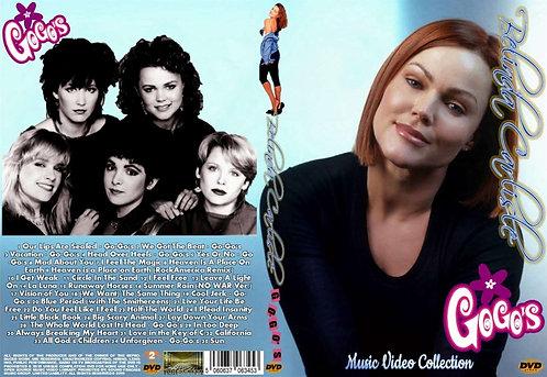 Belinda Carlisle And GoGo's Music Video DVD