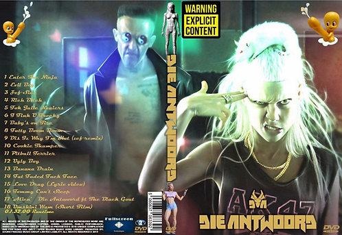 Die Antwoord Music Video DVD