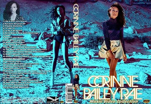 Corinne Bailey Rae Music Video DVD
