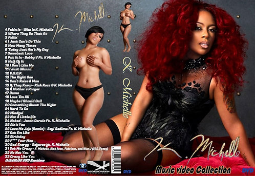 K. Michelle Music Video DVD