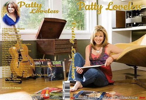 Patty Loveless Music Video DVD