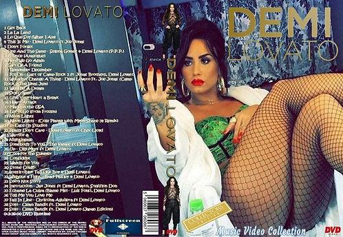 Demi Lovato Music Video DVD – Collectors Edition