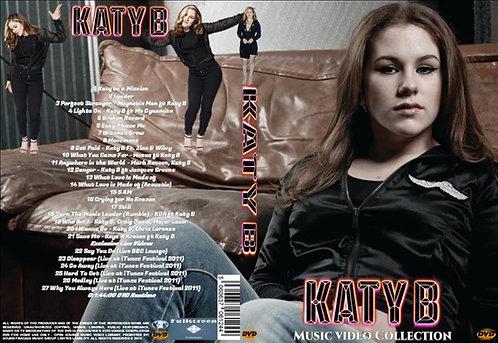 Katy B Music Video DVD