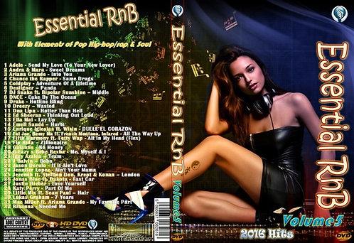 Essential RnB Music Video DVD Volume5 Various Artists