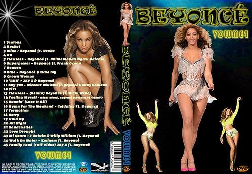 Beyonce Music Video DVD Volume4