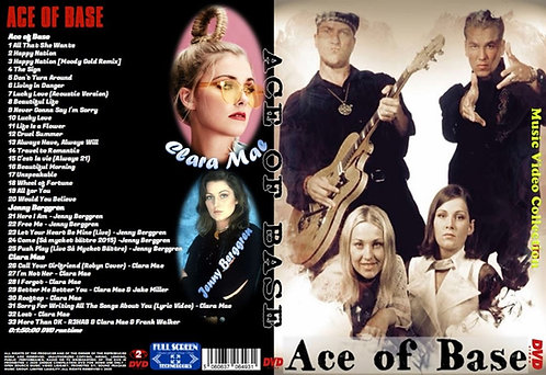 Ace of Base Music Video DVD